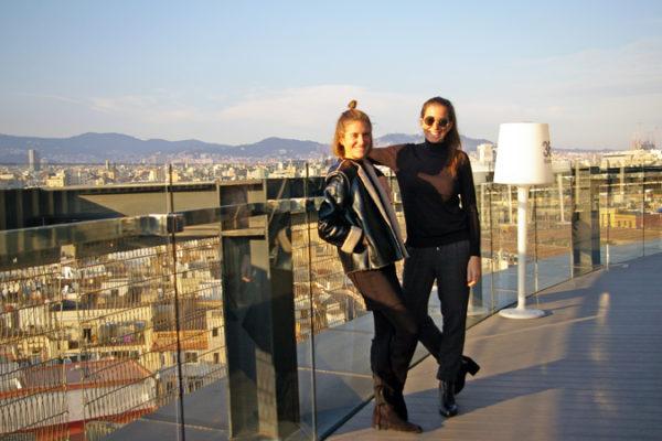 Estilo Por Marta María Bru Blog Almuerzo Hotel Barcelo Raval de Barcelona 1