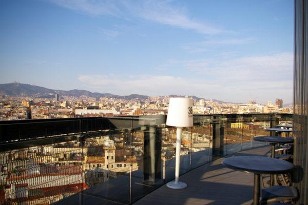 Estilo Por Marta María Bru Blog Almuerzo Hotel Barcelo Raval de Barcelona 4