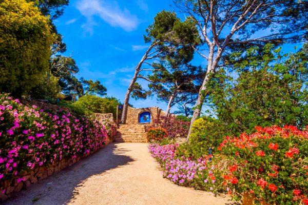 Ботанический сад Cap Roig