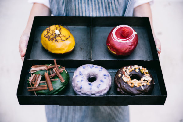 The Creative Donuts Donuts