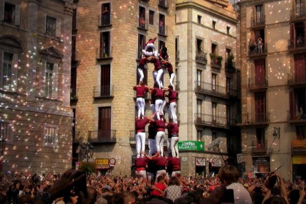 22-25 сентября — дни города Барселона