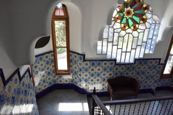 Bellesguard Stairway