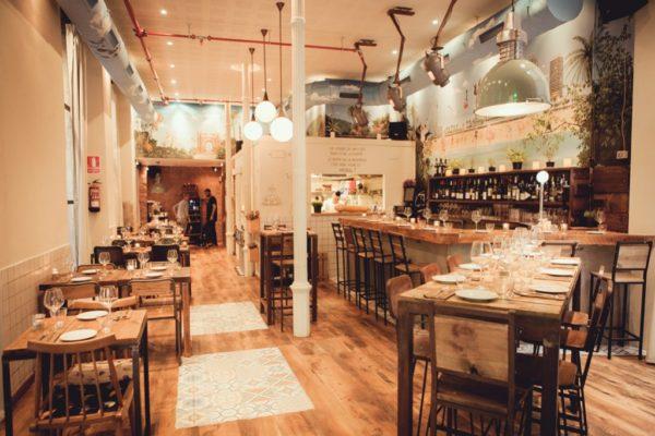 Gourmet Tapas Restaurant 1024×683