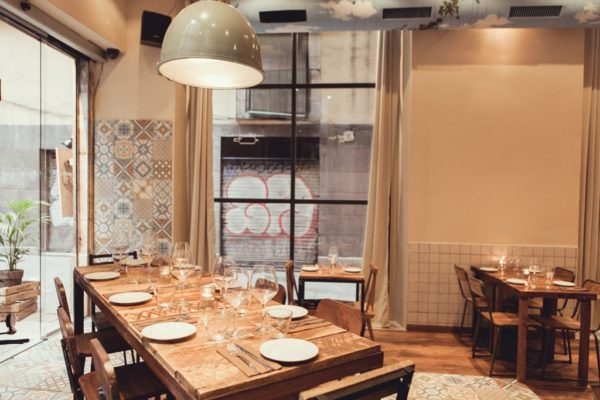 Tapas Gourmet Restaurante Sensi 1024 × 683