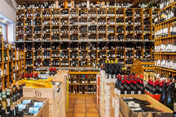 Wine shop Vila Viniteca