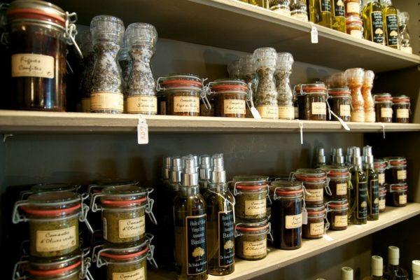 Delicatessen4 de oliva