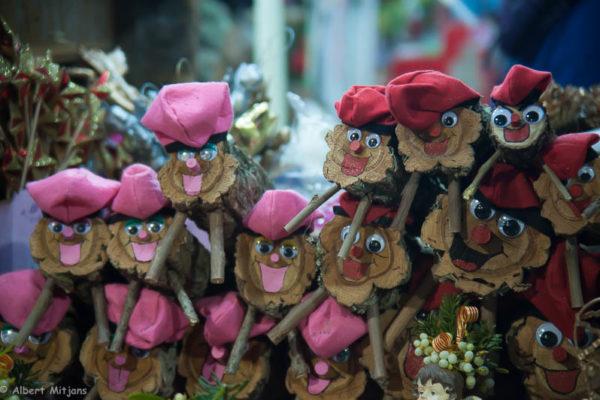 Рождественская ярмарка перед Кафедральным Собором