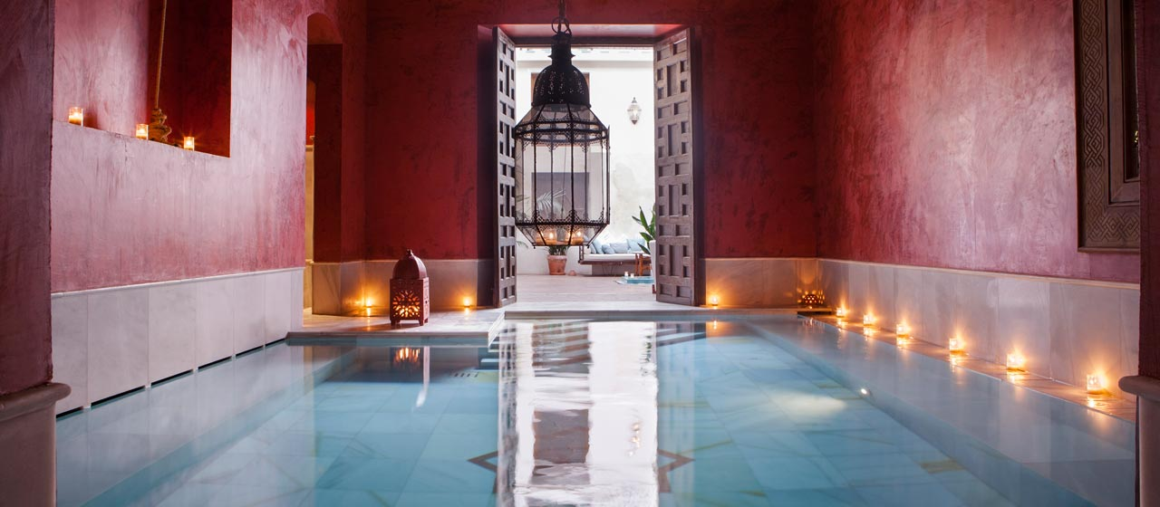 Romantic weekend in barcelona happyinspain - Spa banos arabes sevilla ...