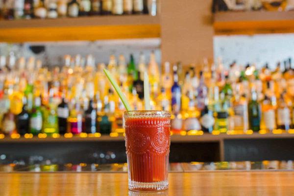 Коктейльный бар Bloody Mary