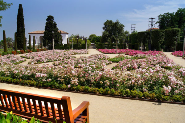 Jardines Del Teatro Griego