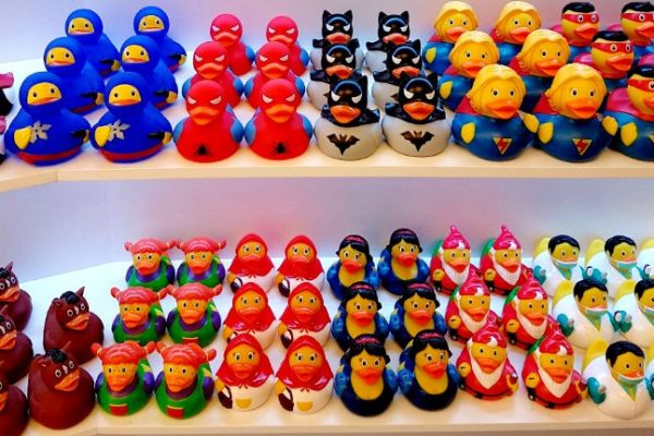 Barcelona Duck Store Portada