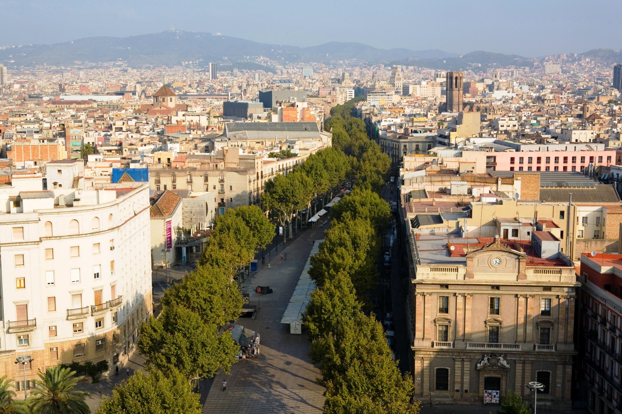 Apartments For Rent In Barcelona Las Ramblas
