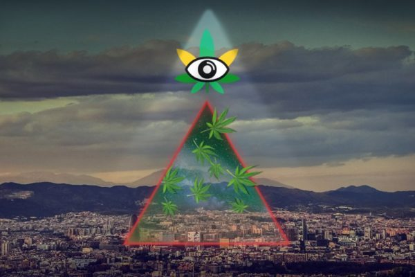 Фестиваль марихуаны Spannabis