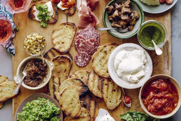 DIY BRUSCHETTA BAR Copiar