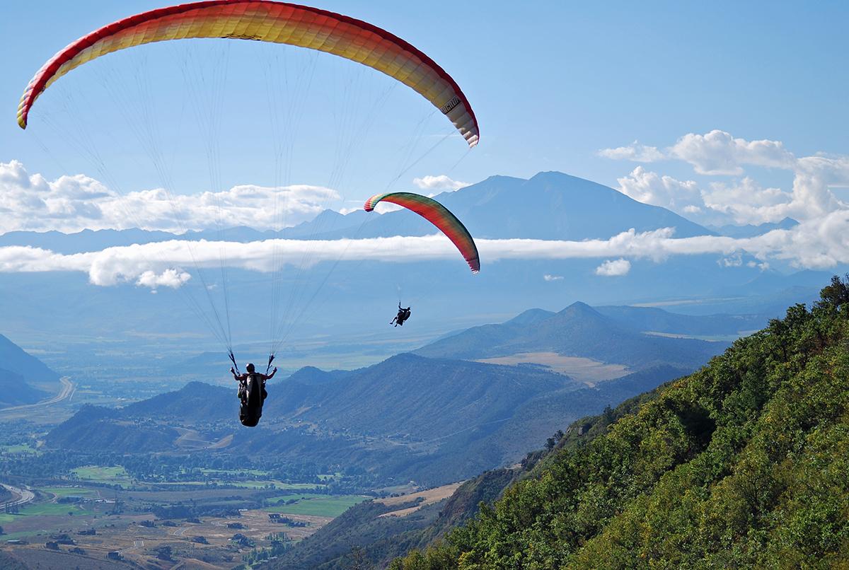 via ferrata + Paragliding - Барселона Путеводитель ...