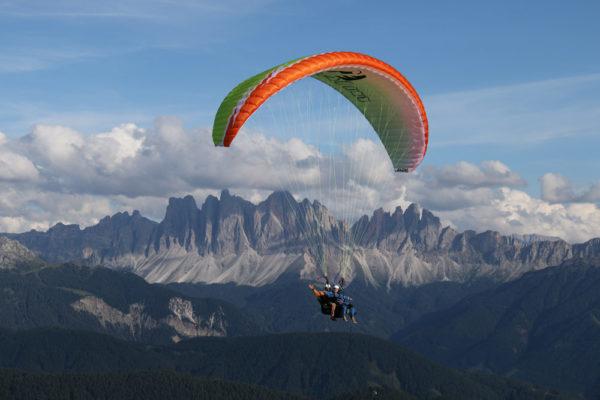 Paragliding Plose 05
