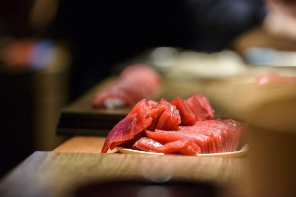 Tunateca Detalle Sashimi