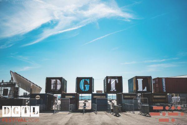 Electronic music festival DGTL 2017
