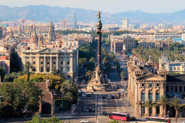 Обзорный тур по Барселоне