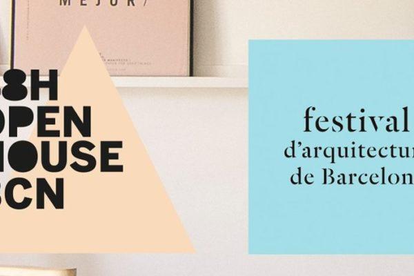 48 Open House. Архитектурный фестиваль Барселоны.