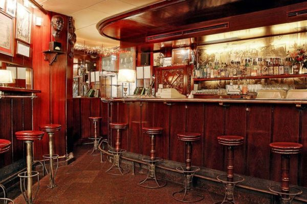 Boadas Cocktail Bar (BCN)Http://www.worldsbestbars.com