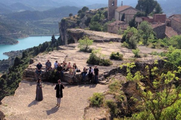 Guided tours Siurana