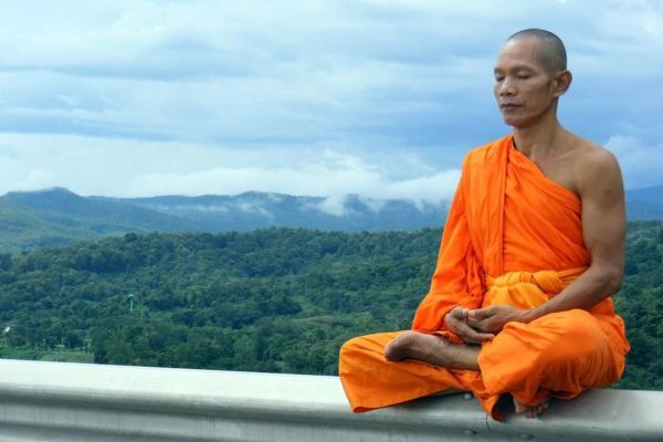 Monk Meditacion