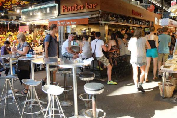 Bar Pinotxo — La Boqueria De Barcelona