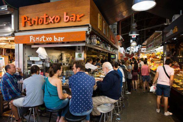barcelona, S 10 Gran restaurantes culturales Una guía del alimento amante S 4