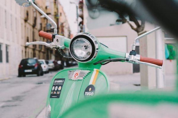 Moto Share Yugo