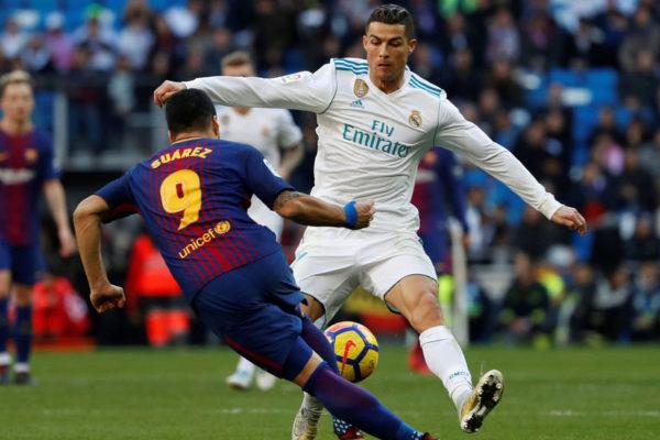 El Clasico Real Madrid FC Barcelona Futbol 1  Division 271734736 58580192 1024x576