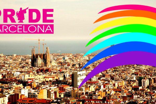 Desfile del orgullo de Barcelona