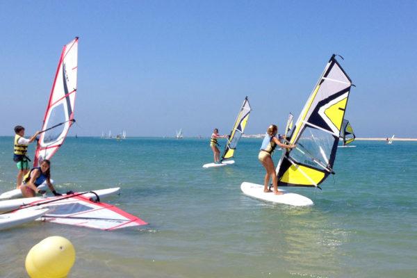 Windsurfing Class Novojet 2