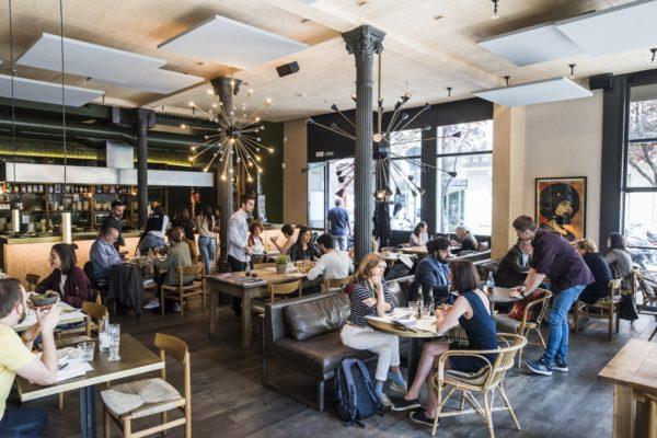 El restaurante Cafe Llop