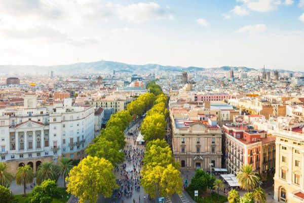 Visita guiada de Barcelona