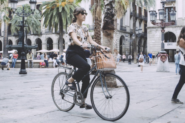 Bike Tour of Barcelona