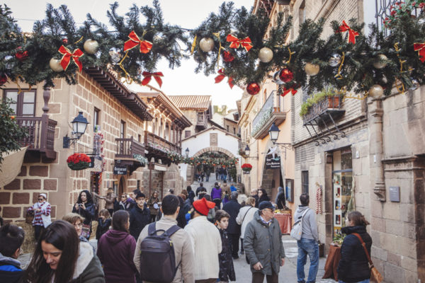 Christmas with children in Barcelona