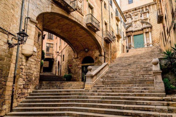 Girona Casco Antiguo