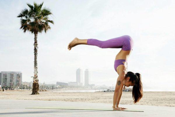 Estudios de yoga en Barcelona