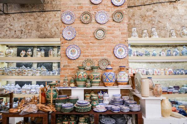 Сувениры в Барселоне