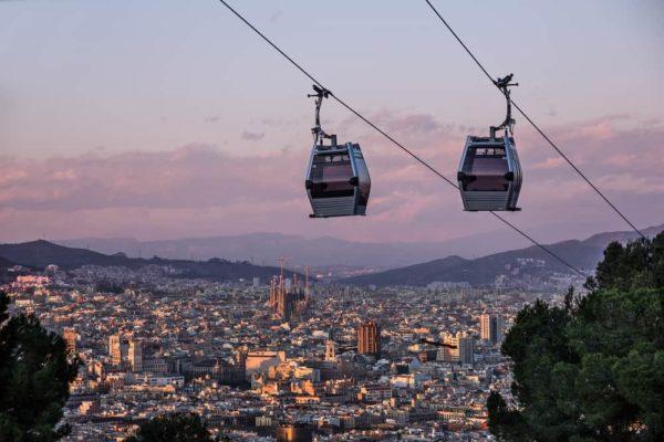 Tour panorámico de Montjuic 2