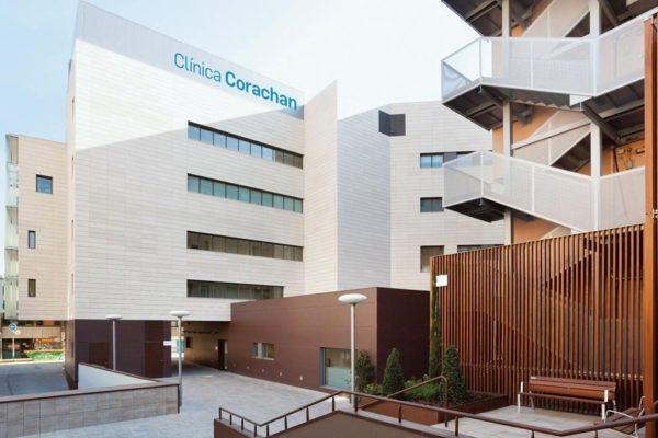 Exterior Clinica Corachan 1560535893676