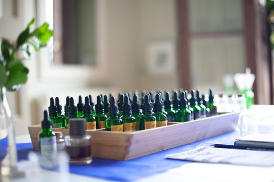 Materiales de perfume primas