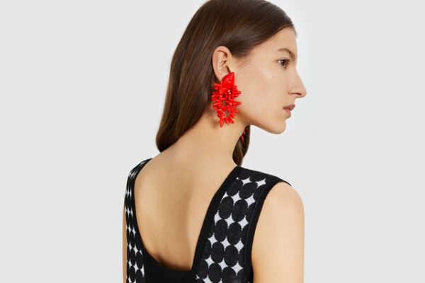 Resin Earrings Bimba Lola 640