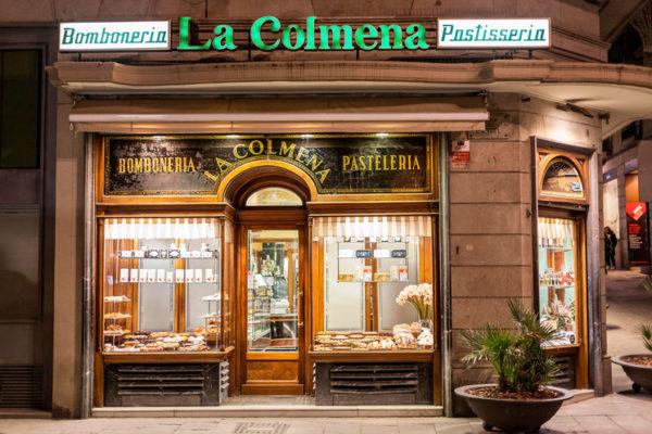 Кондитерская La Colmena