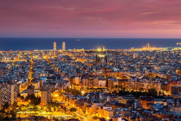 ALMY EFY69H BarcelonaPuesta del sol 1